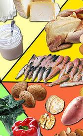 Liste d'aliments riches en fer